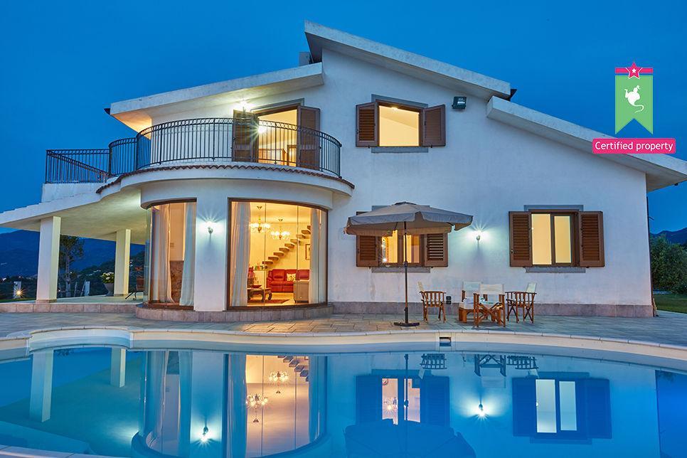 Villa Alma San Pier Niceto 25404