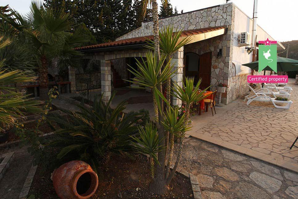 Villa del Poggio Scopello 15181