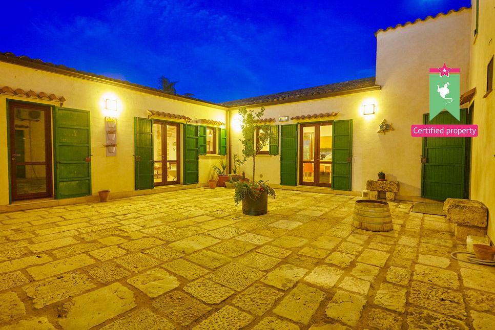 Villa Il Baglio Siciliano Alcamo 24311