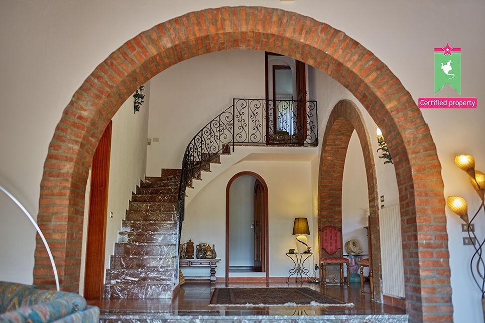 Villa Calipso Taormina 25456