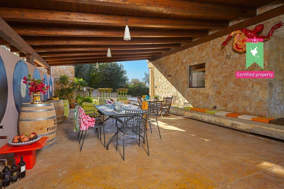 Villa Arte Mare Blue Cefalu 22254
