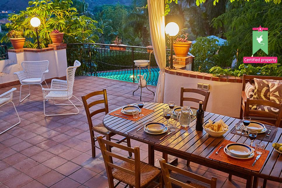 Villa Calipso Taormina 25464