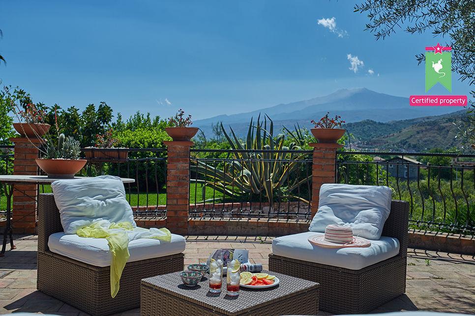 Villa Calipso Taormina 25469