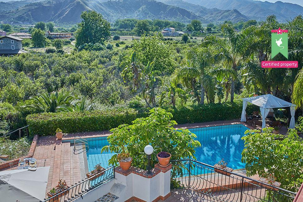 Villa Calipso Taormina 25471