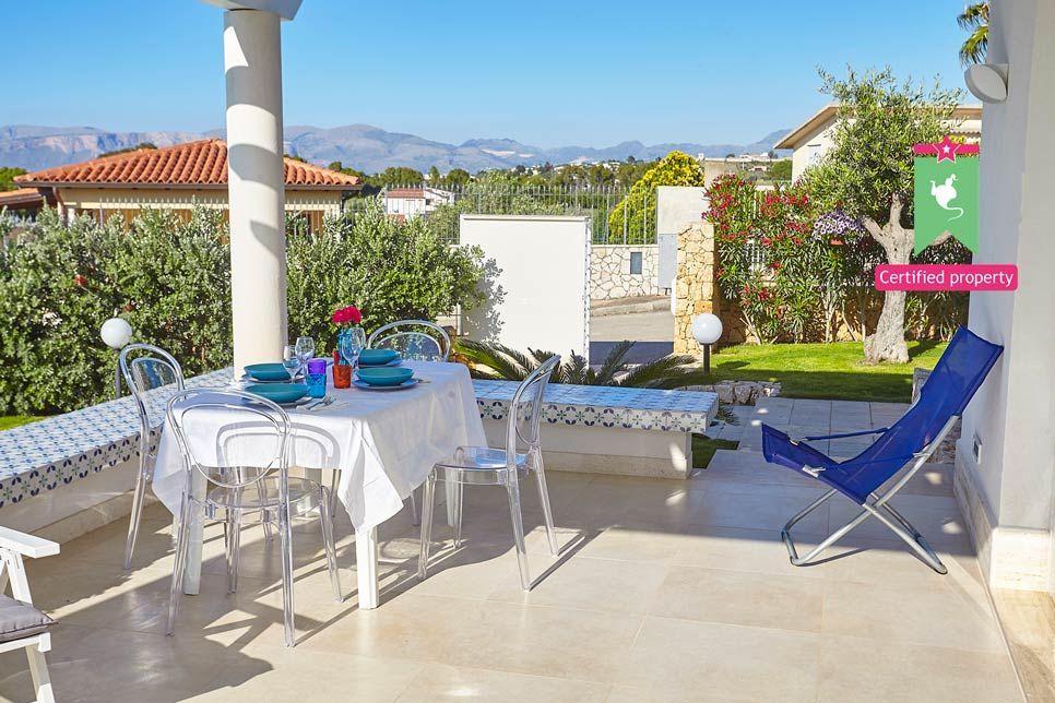 Villa Blanca Alcamo 21296