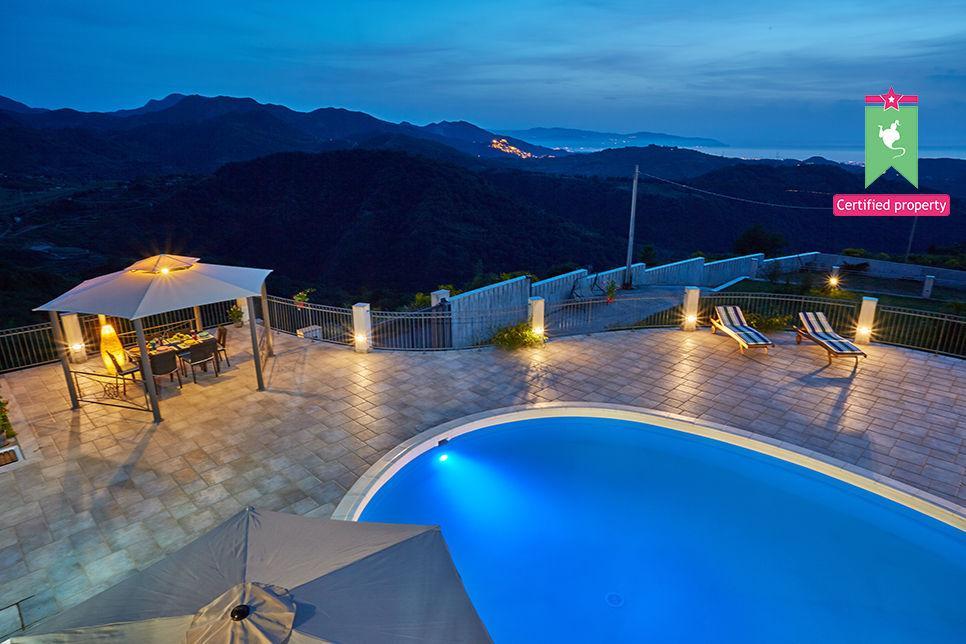 Villa Alma San Pier Niceto 25406