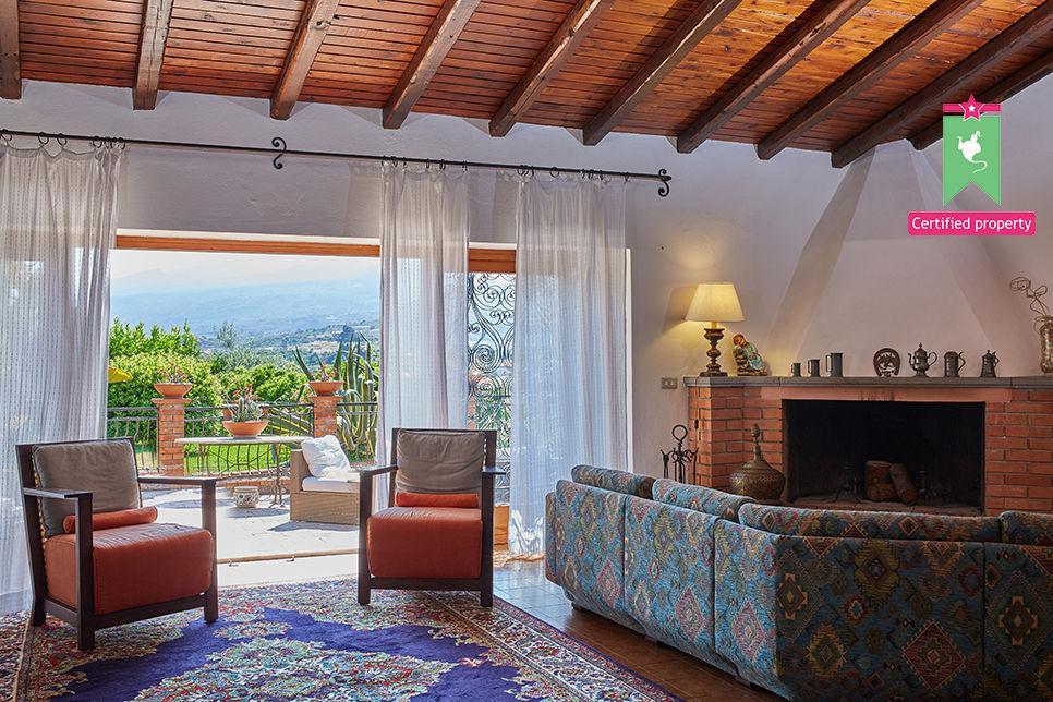 Villa Calipso Taormina 25467