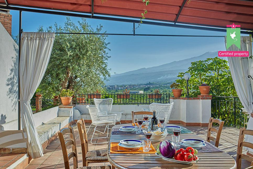 Villa Calipso Taormina 25466