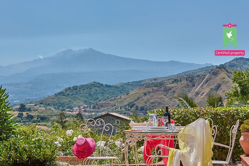 Villa Calipso Taormina 25470