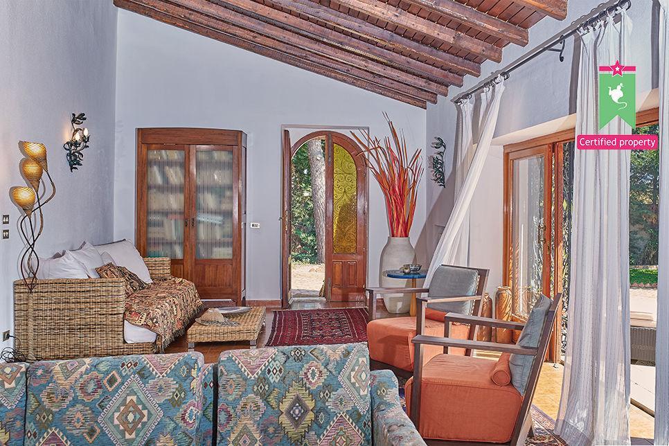 Villa Calipso Taormina 25472