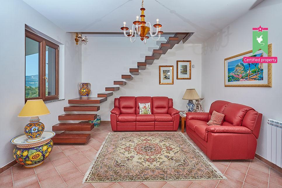 Villa Alma San Pier Niceto 25412