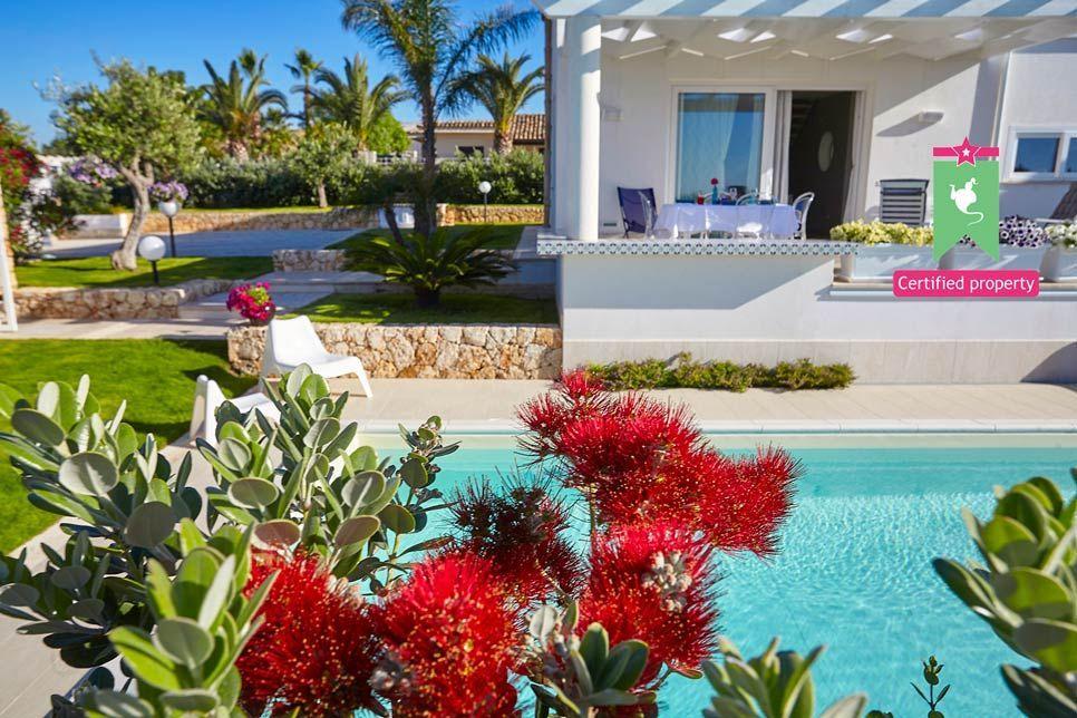 Villa Blanca Alcamo 21306