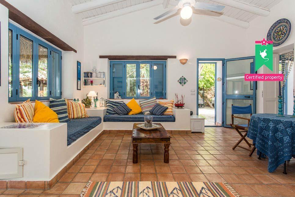 Starfish House Caronia 24056