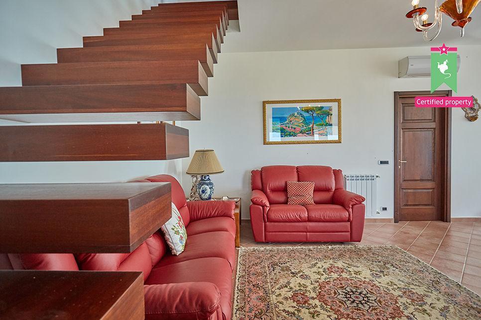 Villa Alma San Pier Niceto 25411