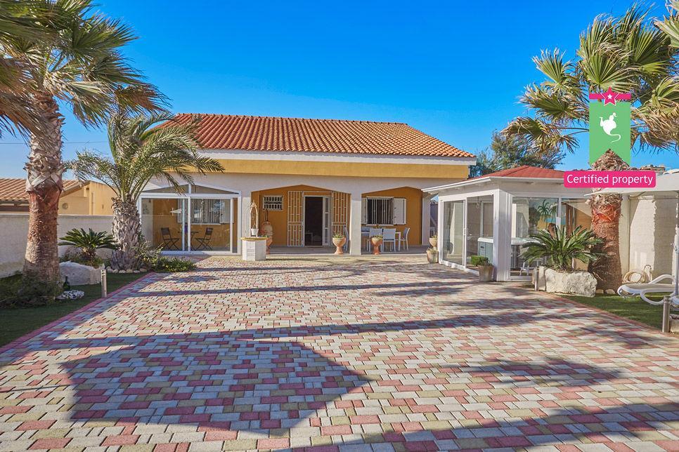 Villa Marea Pozzallo 24801