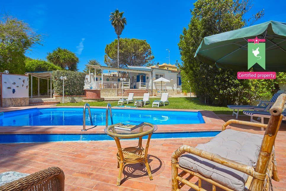 Villa Renata Fontane Bianche 23140
