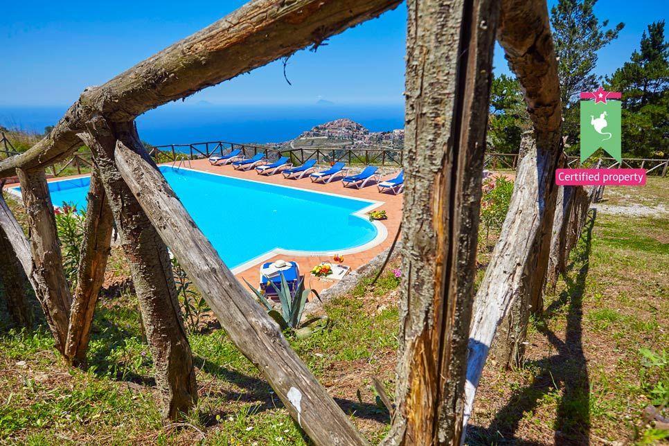 Villa Dei Nebrodi San Marco d'Alunzio 20946
