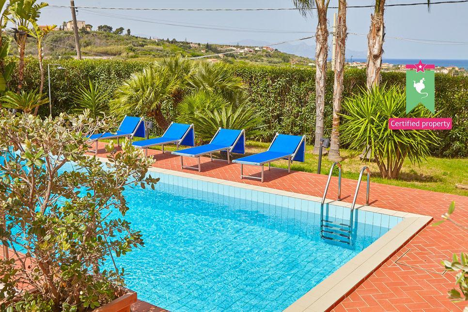 Villa Altea Trappeto 24984
