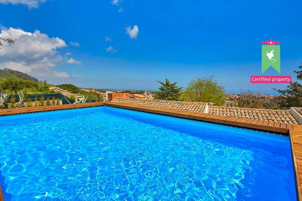 Villa Viscalori Viagrande 23223