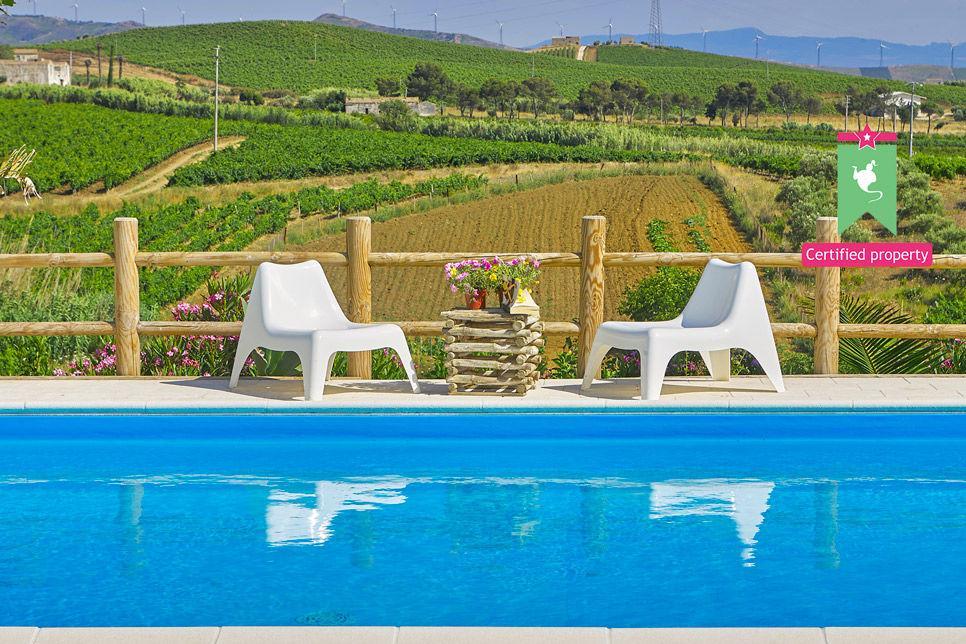 Villa Il Baglio Siciliano Alcamo 24318