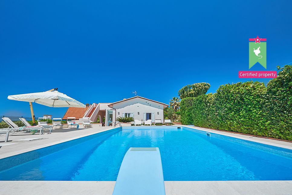 Villa Stella Terrasini 24900