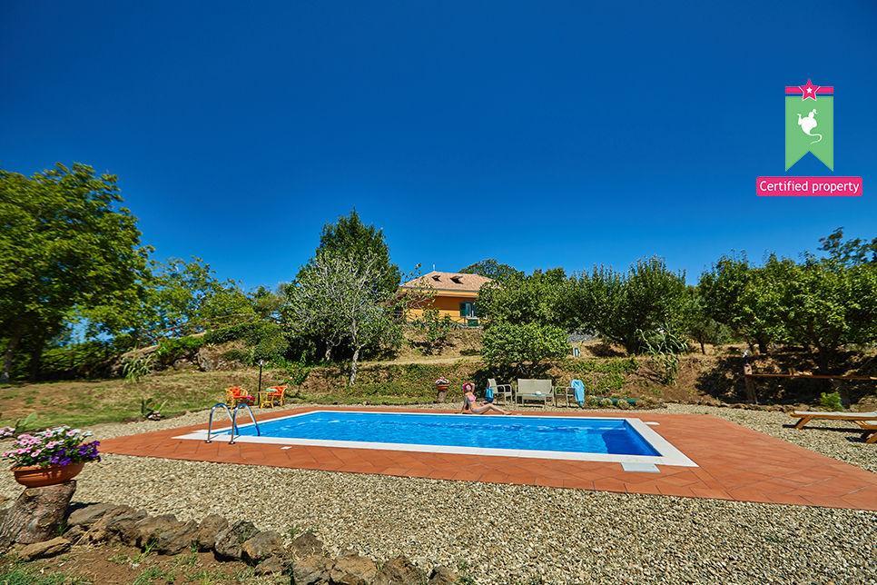 Villa Cocuzzolo Sant'Alfio 26017