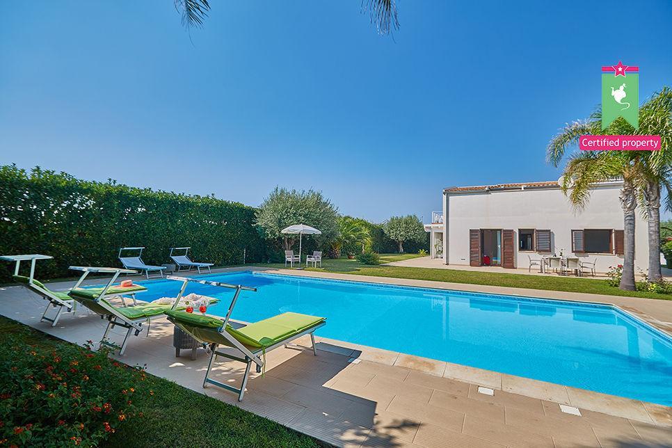 Villa Flora Ragusa 26266
