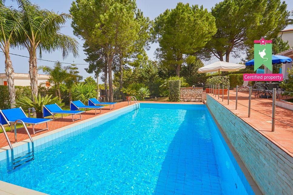 Villa Altea Trappeto 24979