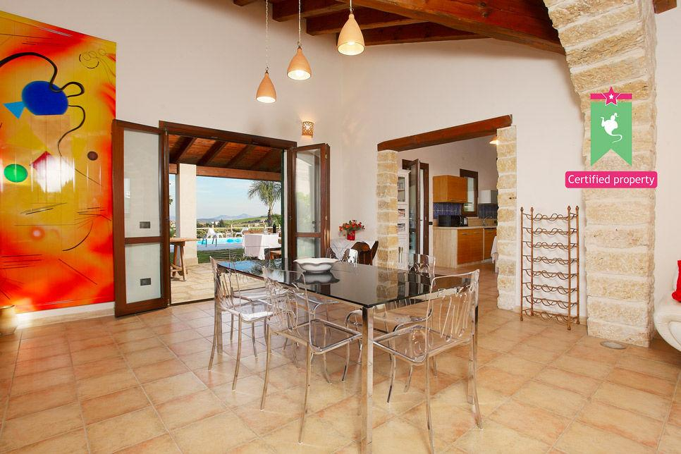 Villa Il Baglio Siciliano Alcamo 24217