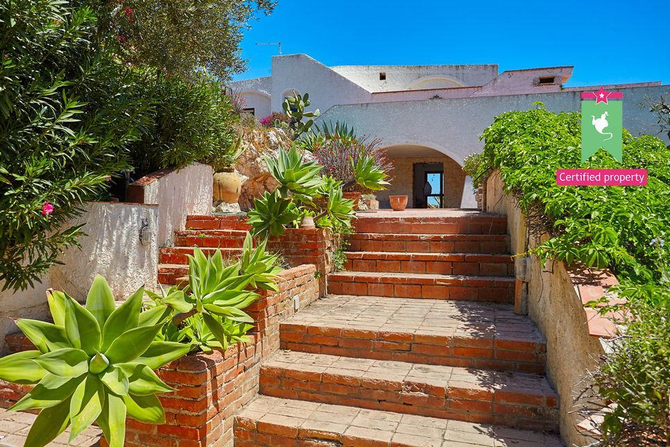 Villa Lo Scoglio Fontane Bianche 24200