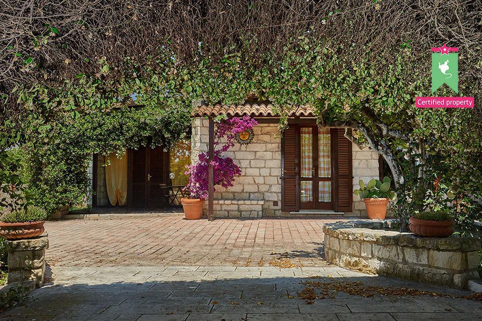 Casa del Carrubo Noto 25628