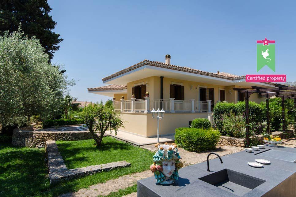 Villa Ganesha Siracusa 20699