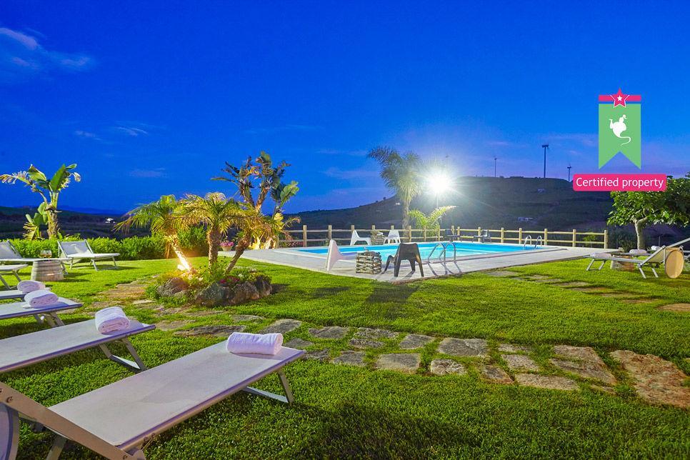 Villa Il Baglio Siciliano Alcamo 24210