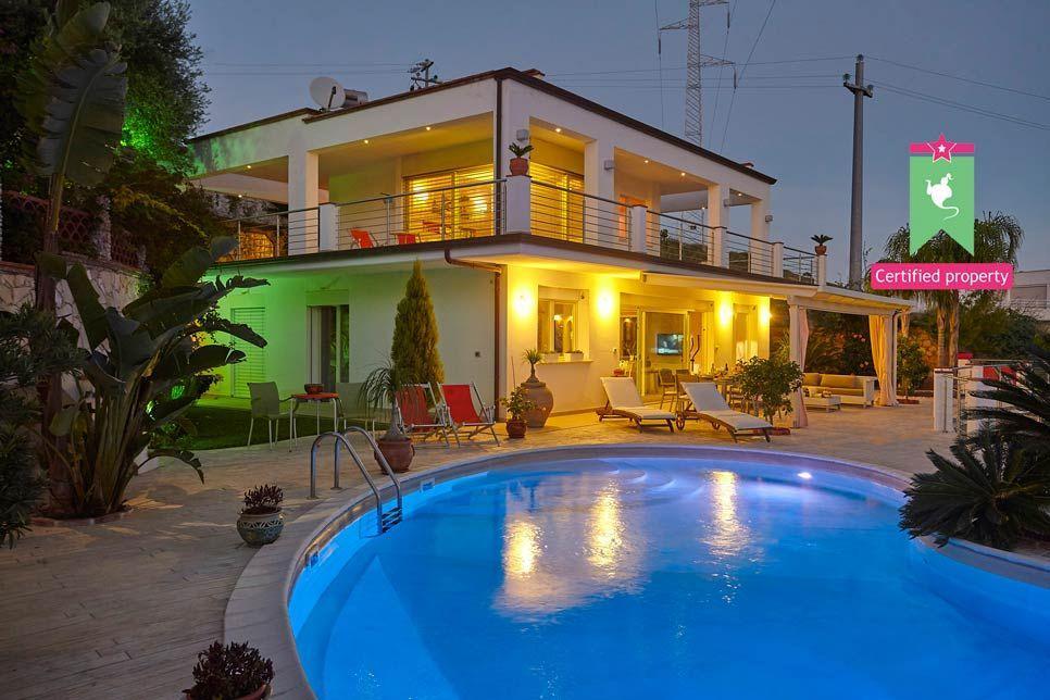 Villa Eloi Letojanni 22404