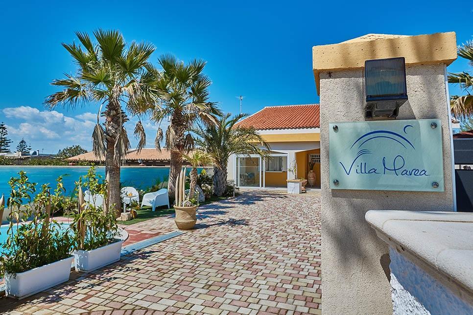 Villa Marea Pozzallo 27255