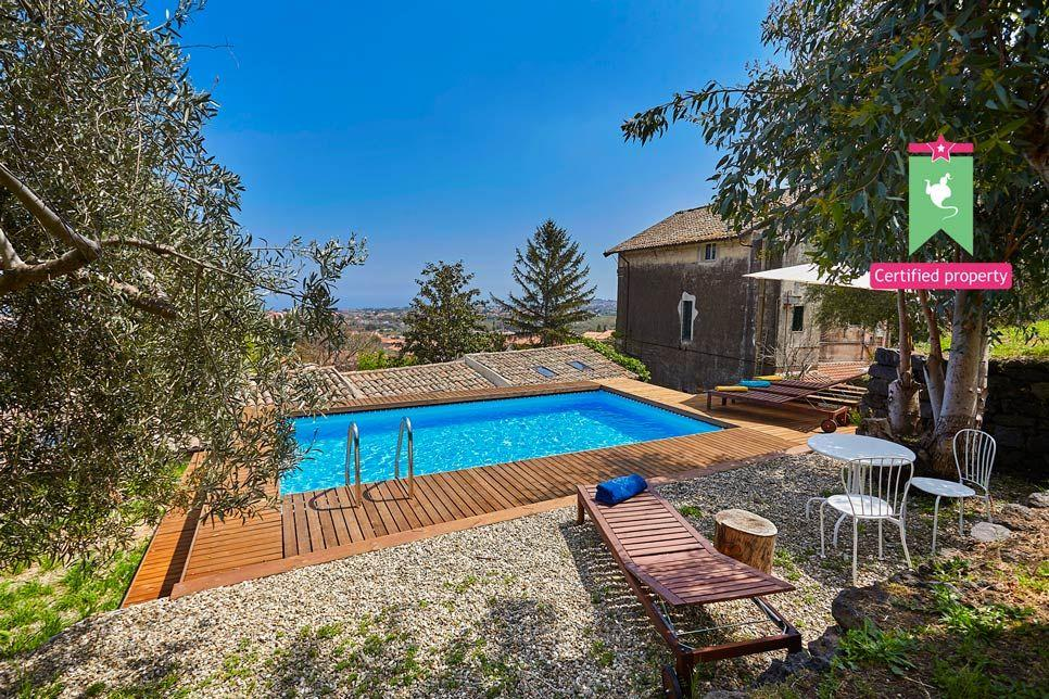 Villa Viscalori Viagrande 23236