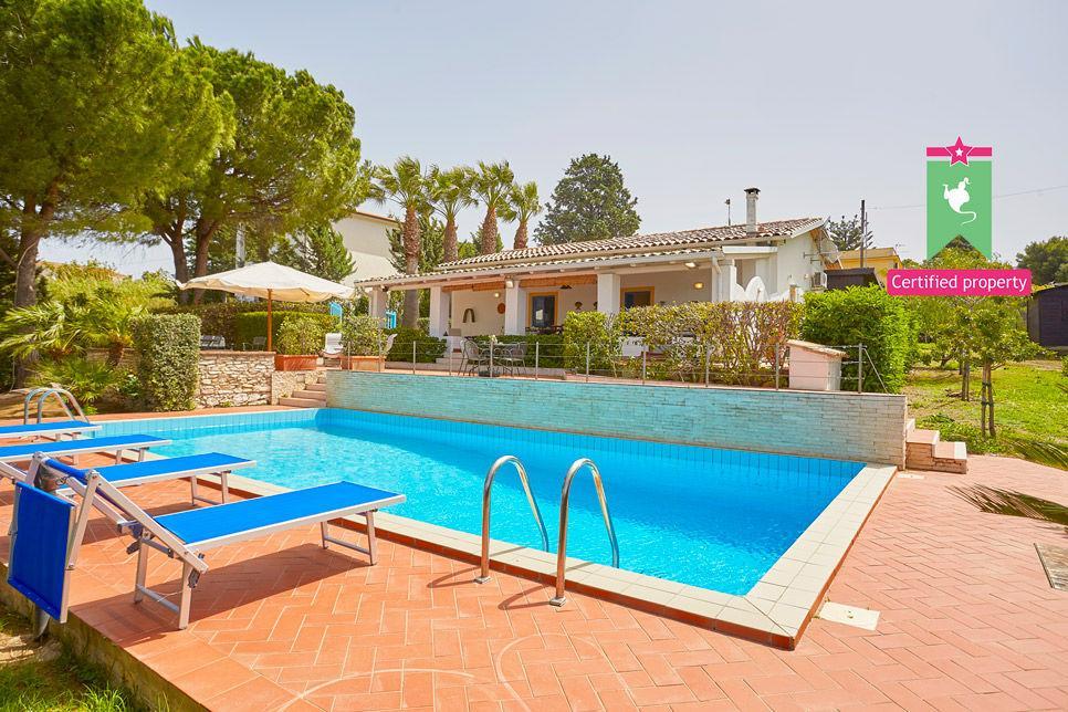 Villa Altea Trappeto 24983