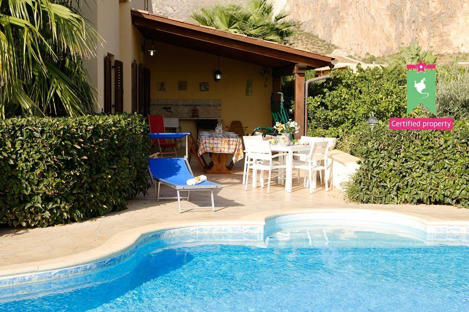Villa Elisa Custonaci 14399