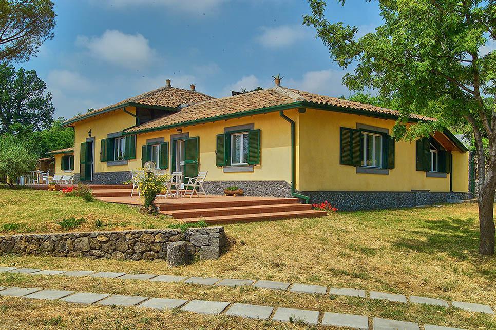Casa Gialla Sant'Alfio 29460