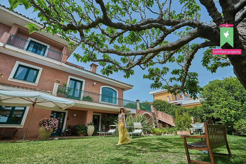 Villa Rosa Antica Trecastagni 25033