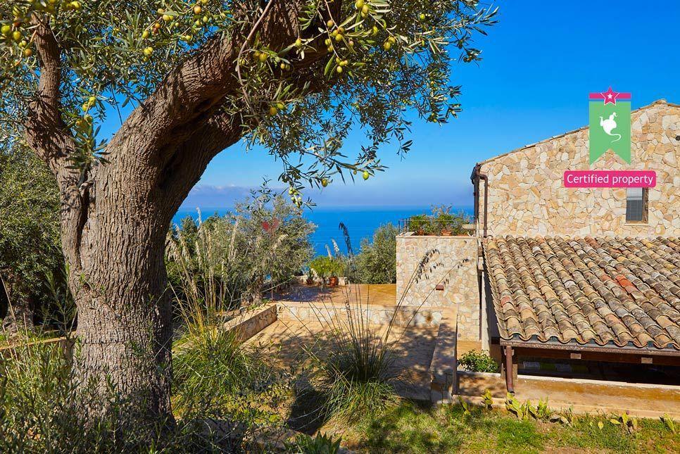 Villa Arte Mare Blue Cefalu 22268