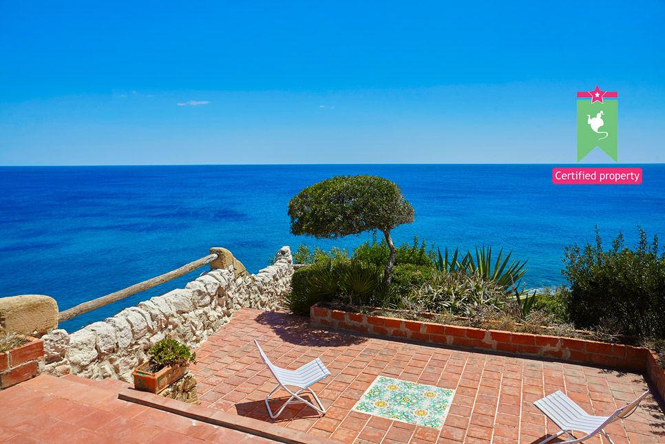 Villa Lo Scoglio Fontane Bianche 24199