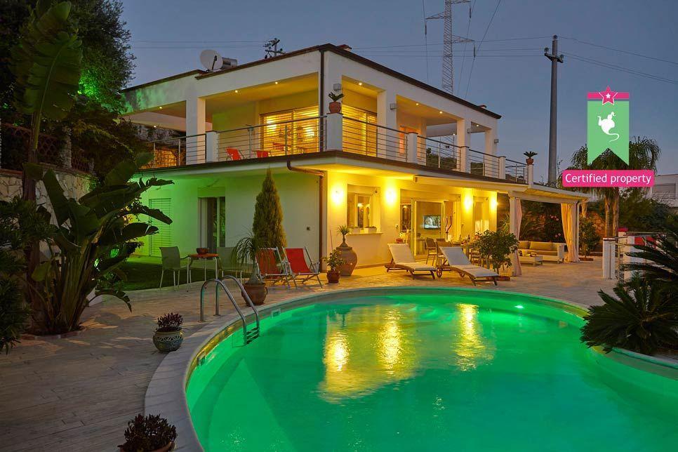Villa Eloi Letojanni 22413