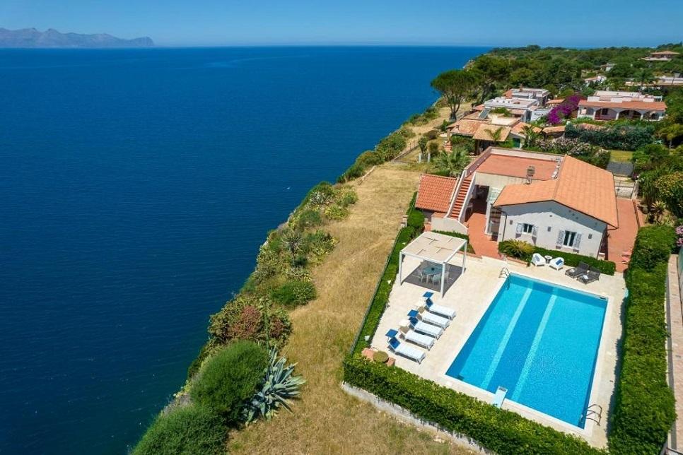 Villa Stella Terrasini 32556
