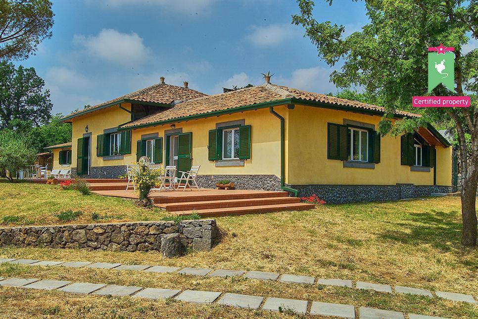 Casa Gialla Sant'Alfio 26209