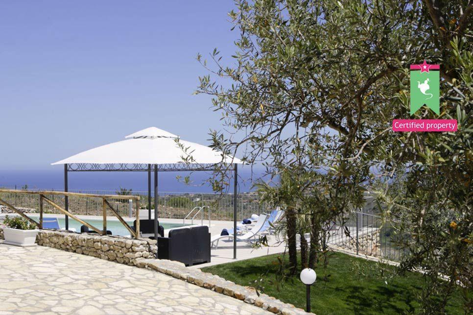Villa della Merla Castellammare del Golfo 19717