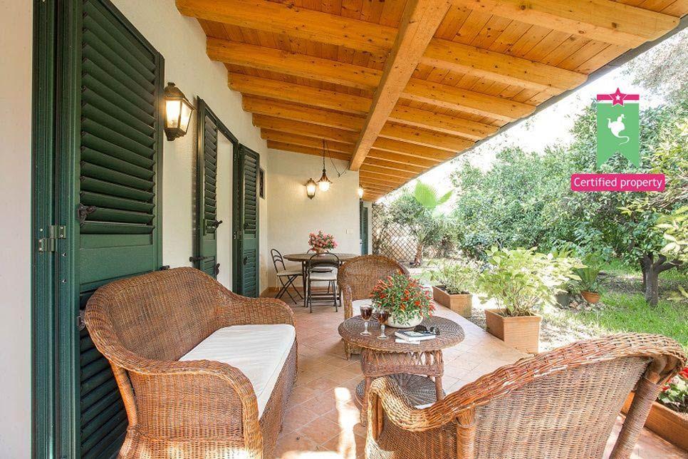 Villa Il Moro Mondello 14955