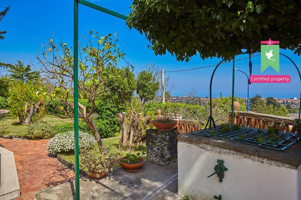 Villa Viscalori Viagrande 23229