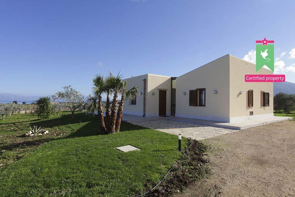 Villa Delle Stelle Scopello 16430