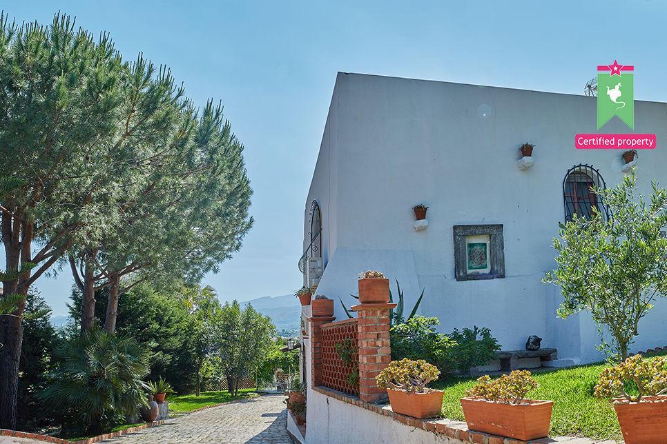 Villa Calipso Taormina 25481